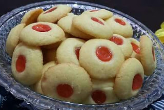 Resep cookies ala nextar tanpa gula