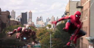 Marvel Studios Spider-Man Homecoming Trailer Stills