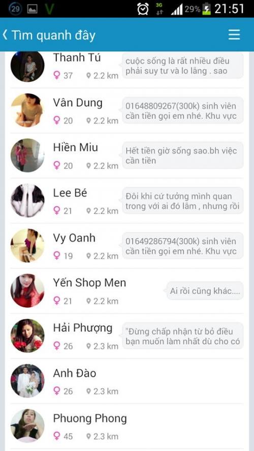 Zalo Chat  Tìm bạn tình, chưa bao giờ đơn giản đến thế