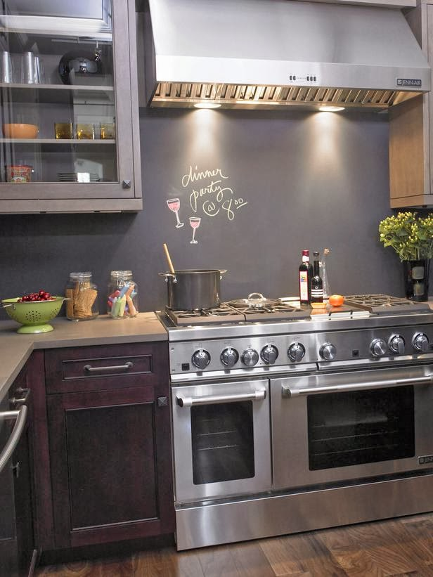 Modern Furniture: 2014 Colorful Kitchen Backsplashes Ideas