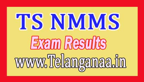 Telangana TS NMMS 2016 Results Telangana NMMS 2016 District wise Merit lists