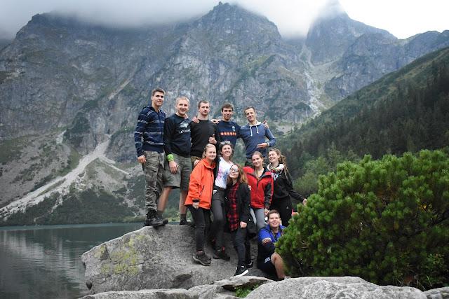 Morskie Oko; Harcerze; ZHPnL; Zakopane; Góry; Polska; Poland; mountains