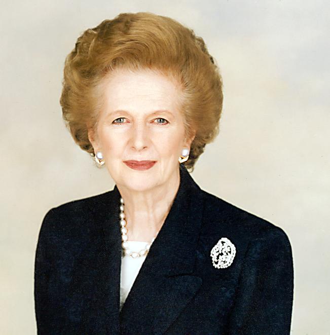 Biografi Margaret Thatcher Si Wanita Besi