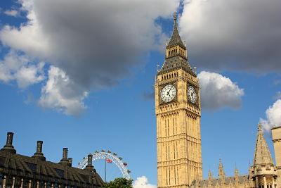 Londres soleado