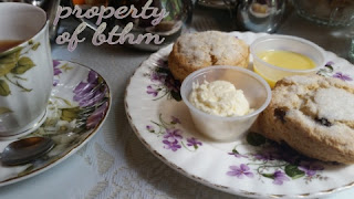 the english tea room scones