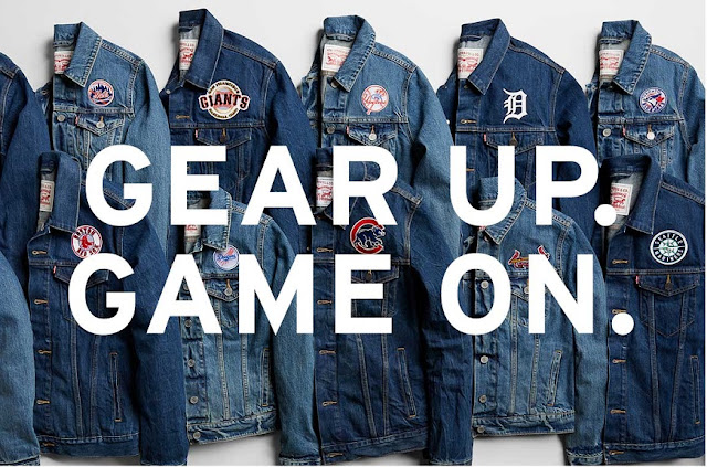 MLB Denim Jackets