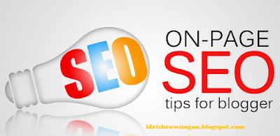 Tips Blog For SEO