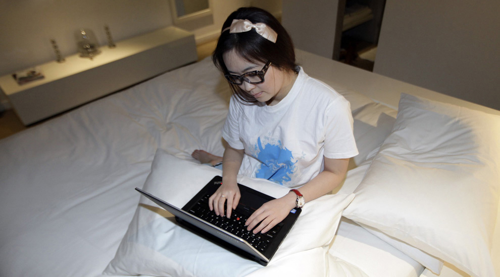 Hotel Bukan Satu-satunya Tempat Menginap cewek cantik dan manis seksi manis china amoy cewek IGo