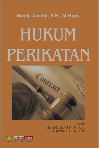 Ebook Hukum Perikatan