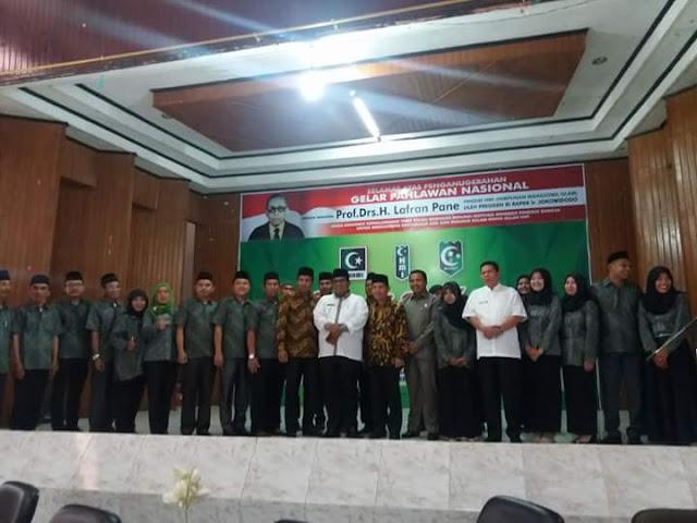 KAHMI HMI dan KOHATI Kota dan Kabupaten Dilantik Bersamaan