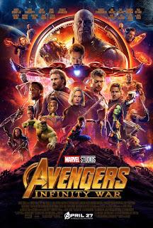 Avengers:Infinity War (2018)-Film Paling Dinanti
