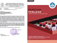 Download Buku Panduan Penilaian Kurikulum 2013 Hasil Revisi Sekolah Dasar (SD) 2017