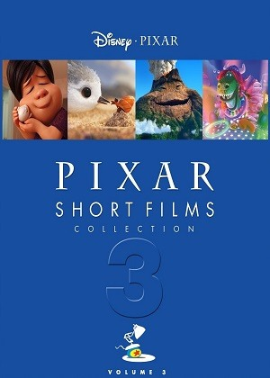Pixar - Coleção de Curtas Volume 3