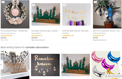 Ramadan Decorations Etsy