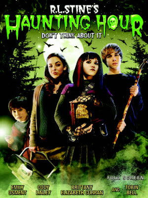 Poster Of The Haunting Hour (2007) In Hindi English Dual Audio 300MB Compressed Small Size Pc Movie Free Download Only At worldfree4u.com