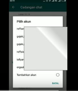 cara memindahkan wa ke hp baru tanpa menghilangkan chat