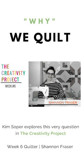 """""""Why"""" we quilt 
