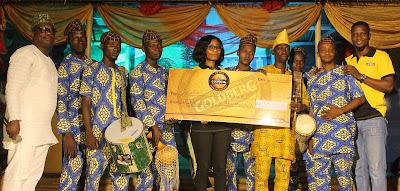 Egbe Alu Dundun Emerges Best Drum @ Goldberg Excellency Tour in Ilorin (photos)