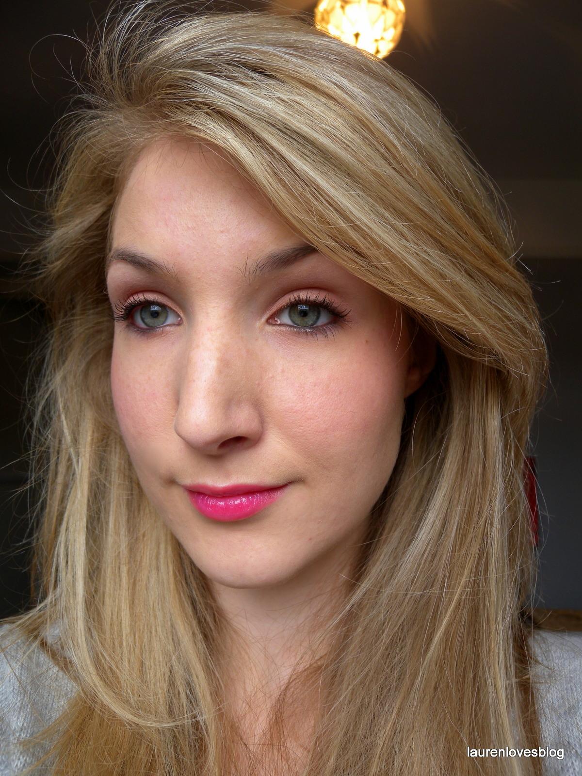 Laurenlovesmakeup Xoxo Primark Pound Fashion Nails: Review: 17 Berry Crush Lipstain