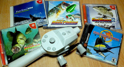 The Dreamcast Junkyard Dreamcast Fishing Games The Ultimate Guide