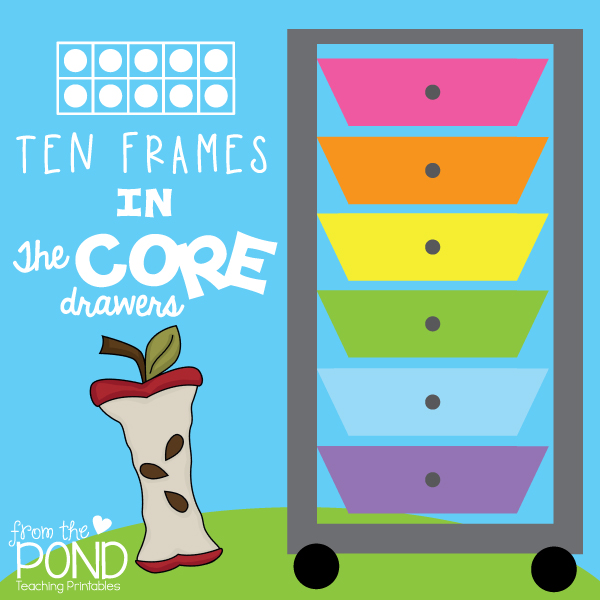 Ten Frame Activities For Math