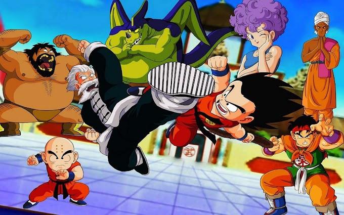 Dragon Ball-  Saga 21° Edición del Torneo de Artes Marciales (EP014 - EP028)