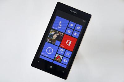 Thay mặt kính Lumia 520 chính hãng