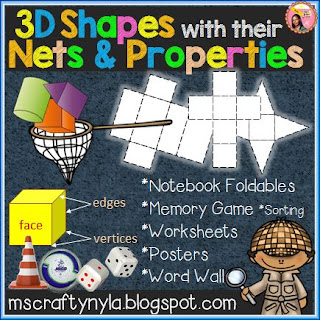 3D-Shapes properties