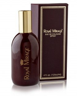Royal Mirage 120 ml Eau De Cologne Perfume c