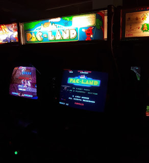 Pac-Land at Arcade Club in Bury