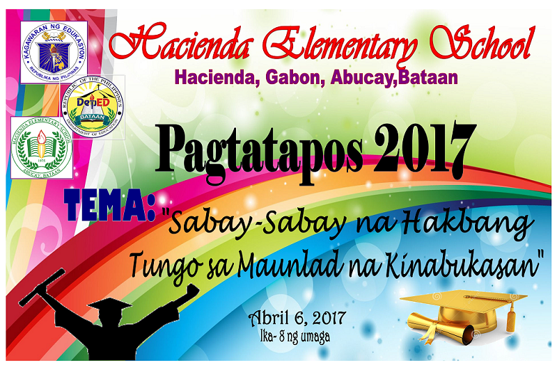Graduation tarpaulin 2017 invitation cover templates deped lps graduation tarpaulin 2017 invitation cover templates stopboris Choice Image