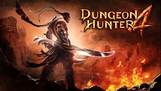 تحميل لعبة Dungeon Hunter 4 مهكرة جواهر + نقود لا تنتهي اخر اصدار