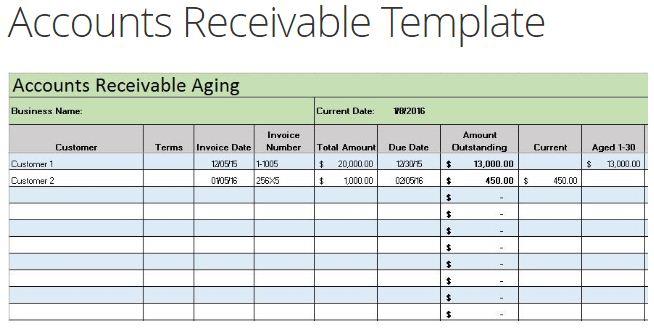 Download Free General Ledger In excel Format - Excel Template