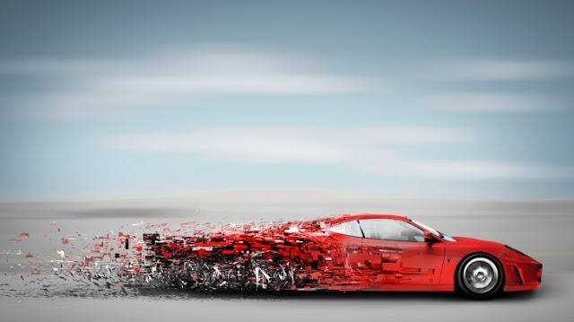 Se han visto cientos de autos, alrededor del mundo, que simplemente desaparecen