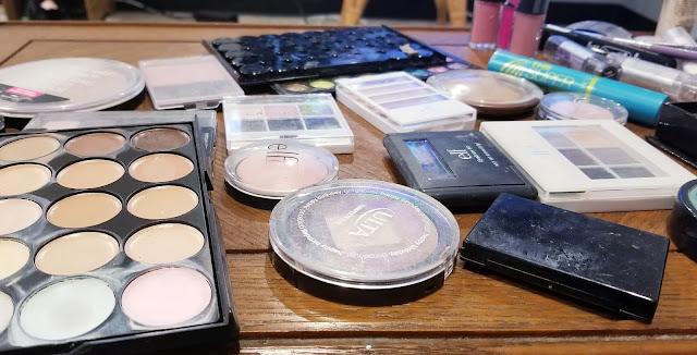 depot makeup declutter organize
