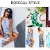 Casual Mini Dresses for summer - Rosegal Wishlist