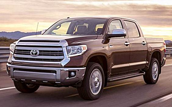 2018 Toyota Tundra Release Date