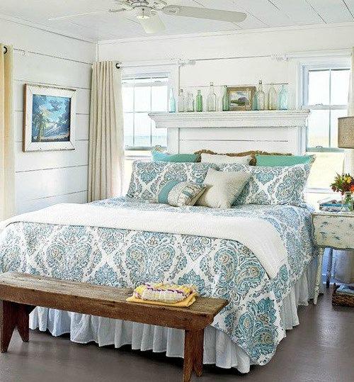 Above The Bed Wall Decor Ideas With A Coastal Beach Theme Coastal Decor Ideas Interior Design Diy Shopping