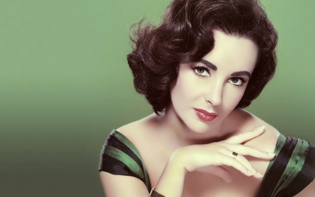 The Hair Style File Elizabeth Taylor Sets 1950s Trends In Short