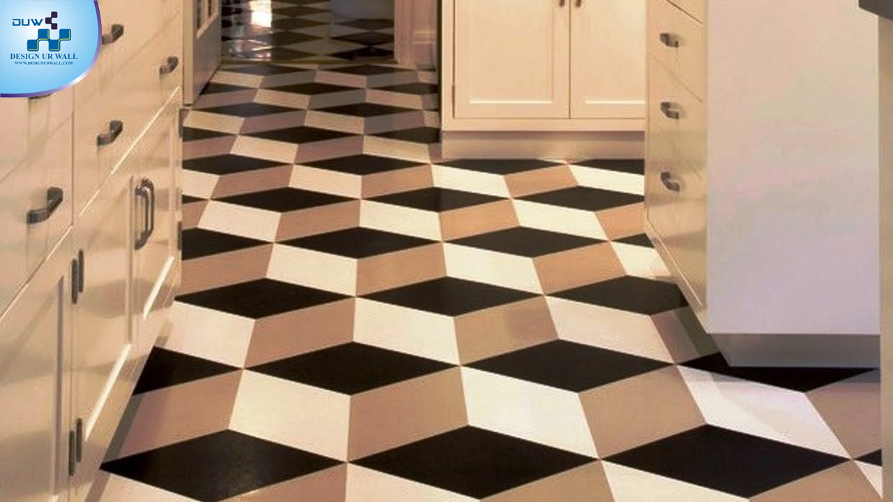 imported wallpaper merchant: 3D PVC flooring in lucknow