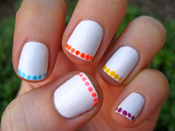 15 Best And Stylish Nails Art Designs For Young Girls From The ...