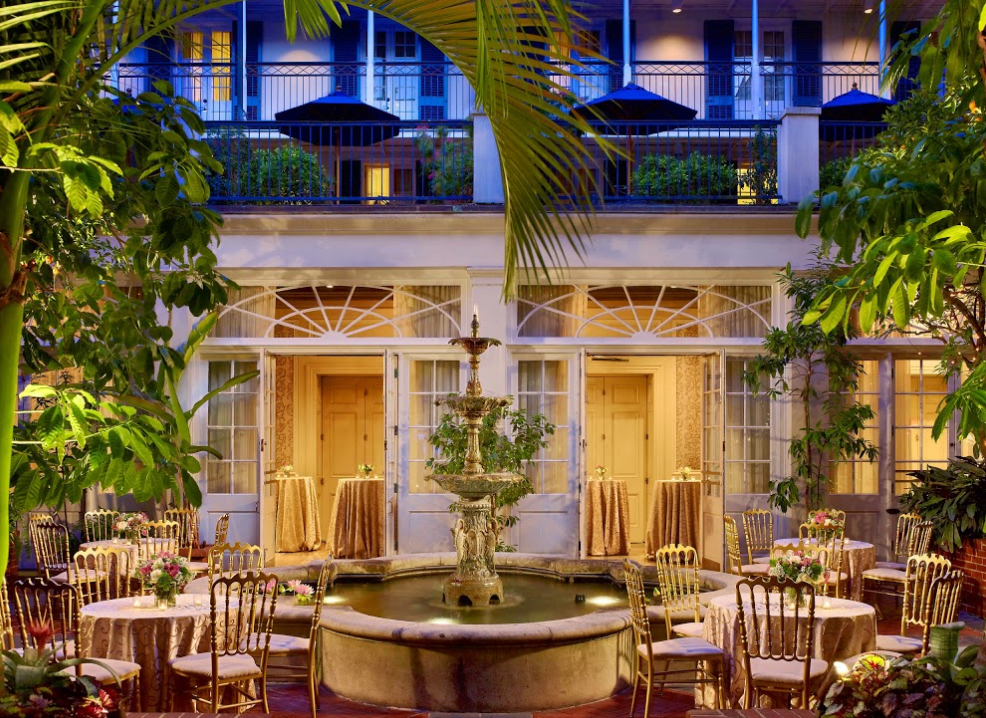 Royal Sonesta Hotel New Orleans Wedding Venue