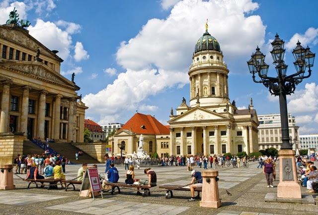 柏林晉升全歐洲創業中心