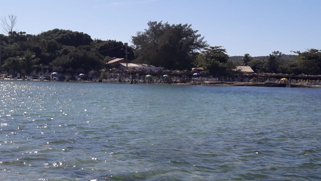 Ilha do Japonês em Cabo Frio, RJ.