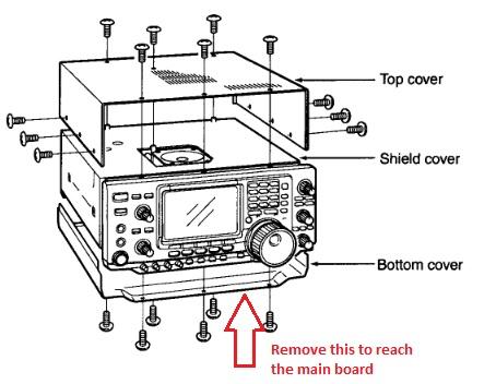 Rf Voltmeter Schematic RF Generator Schematic Wiring