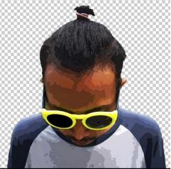 Cara Membuat Sketsa Wajah Kartun di Photoshop CS