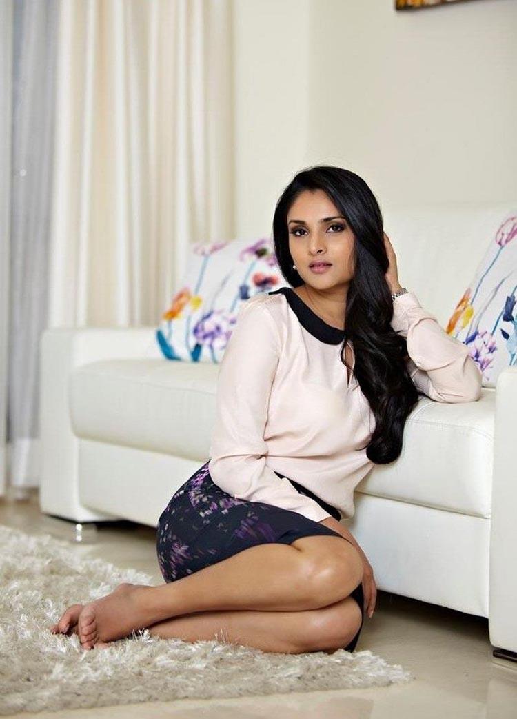 Kannada Actress Ramya Hot Photos - Indian Actress-2736