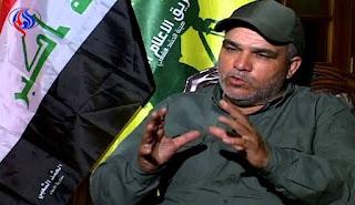 كريم النوري: العراق لايستطيع التخلي عن الحشد الشعبي وشعارنا القتال وليس ارضاء الاخرين