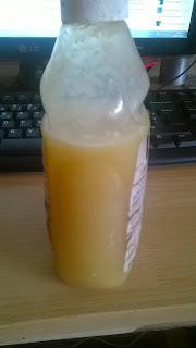recette liquide vaisselle citron gros sel écologique économique naturel