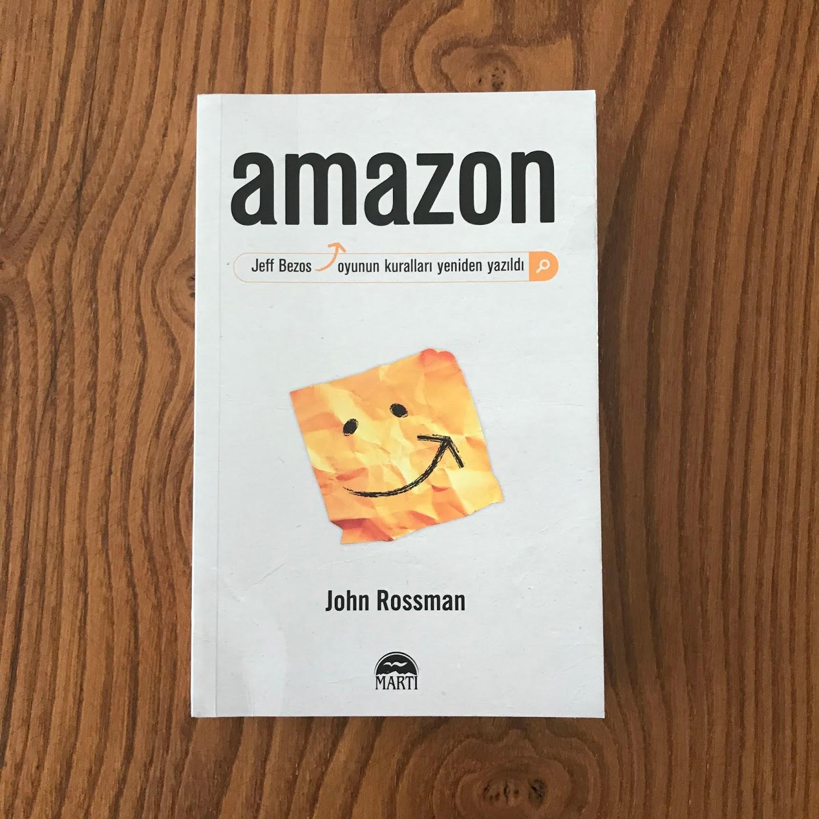 Amazon Jeff Bezos Oyunun Kurallari Yeniden Yazildi
